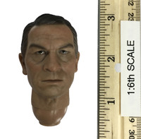 SR-71 Blackbird Test Pilot - Head w/ Neck Joint (Tommy Lee Jones)