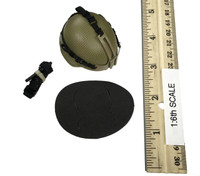 SDU Special Duties Unit Assault Team Leader - Ballistic Helmet (Mich 2000)