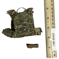 SDU Special Duties Unit Assault Team Leader - Plate Carrier Vest (FLPC)