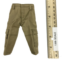 SDU Special Duties Unit Assault Team Leader - Khaki Long Shorts
