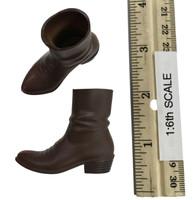 Sheriff Rick Accessory Set - Boots (Ball Socket)