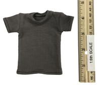 Sheriff Rick Accessory Set - T-Shirt (Gray)