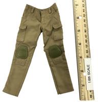 Multicam Tactical Female Shooter Set - Combat Pants (Tan)