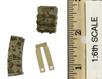 US Navy Seal Team Six K9 Halo Jumper - Single Rifle Mag w/ Pouch