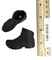 ZERT Z-Squadron Sniper Team: Black Jack - Boots w/ Ball Joints