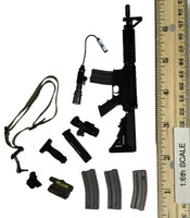 Seal Team 3 Charlie Platoon: Marc Lee Tribute - Rifle (MK18 Mod 0) w/ Accessories