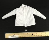 Alfred Hitchcock - Silk-Like Shirt (White) (See Note)