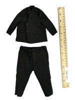 Alfred Hitchcock - Large Black Suit (See Note)