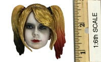 Female Clown - Head (No Neck Joint)