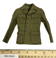 WWII Afrika Korps Wehrmacht Suit Set - Uniform Coat