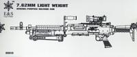 M24OL Light Weight General Purpose Machine Gun- Boxed Weapon