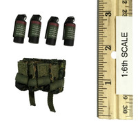 KSK Assaulter Kommando Spezialkrafte - Flash Bangs w/ Pouch