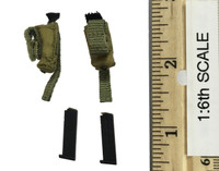 MARSOC MSOT Lightweight Machine Gunner - Pistol (M45A1) Ammo w/ Pouches