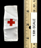 U.S. Army Military Surgeon - US Medic Armband / Red Cross