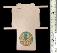 Teenage Mutant Ninja Turtles: Raphael - Pizza Box (Some Assembly Required)