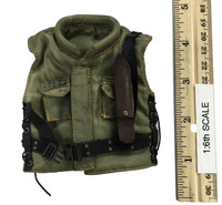 Zombie Hunter - Tactical Vest w/ Sheath (See Note)
