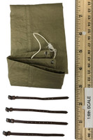 Soviet Red Army Infantry Equipment Set - Raincoat w/ Straps