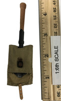 Soviet Red Army Infantry Equipment Set - Shovel w/ Carrier
