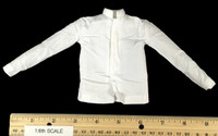 Napoleon Bonaparte: Emperor of the French - White Standing Collar Shirt