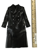 WWII SS Guard Officer Suit Set - Leather Overcoat