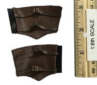 Cowboy Set - Forearm Bracers / Arm Protectors