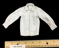 Cowboy Set - Pinstriped White Shirt