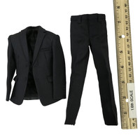 Mens Formal Suit Sets - Suit (Navy Blue)