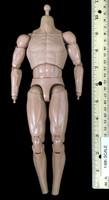 DEVGRU K-9 Handler - Nude Body w/ Neck and Hand Joints