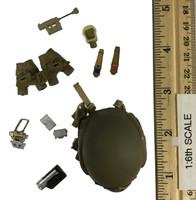 Seal Team Six - Helmet (A-Frame Multicam)