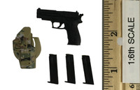 Seal Team Six - Pistol (P226) w/ Holster
