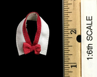 Bunny Girl Waitress Suit Sets - Collar (Red)