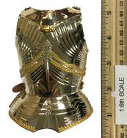 Gothic Armor (Gold) - Upper Body Armor (Cuirass) (Metal)