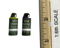US Marine: Tet Offensive 1968 - Smoke Grenades (M18)