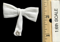 Fighting Girls (Mai Shiranui) - Bow Tie (White)