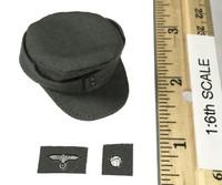 WWII German SS MG42 Machine Gunner - Combat Hat