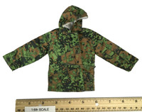 WWII German SS MG42 Machine Gunner - Camo Winter Parka