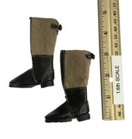 WWII German SS Officer Set - Winter Boots (For Feet)