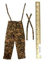 WWII German SS Officer Set - Winter Pants w/ Suspenders