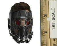 Guardians of the Galaxy Vol. 2: Star-Lord - Masked Head w/ Light Up Eyes (Electronic) (See Note)