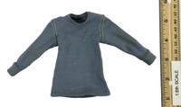 Axeman Francisco - Blue/Grey Long Sleeve T - Shirt