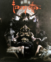 Frazetta Death Dealer v2 (Hell on Earth) - Boxed Figure