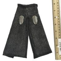 Frazetta Death Dealer v2 (Hell on Earth) - Chainmail Pants w/ Thigh Armor