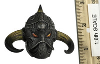 Frazetta Death Dealer v2 (Hell on Earth) - Helmet (No Neck Joint