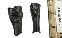 Frazetta Death Dealer v2 (Hell on Earth) - Lower Leg Armor