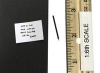 Goldfinger: James Bond - Secret Note w/ Pencil