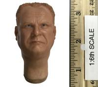 Goldfinger: Auric Goldfinger - Head (Molded Neck)