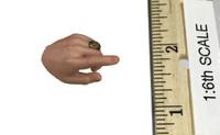 Goldfinger: Auric Goldfinger - Left Pointing Hand