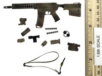 FBI HRT Agent Hostage Rescue Team - Rife (M4 Carbine)