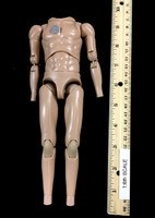 The Scarlet Speedster - Nude Body (Slim) (Magnetic) (SEE NOTE)