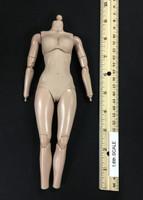 Female Ronin Nobushi - Nude Body